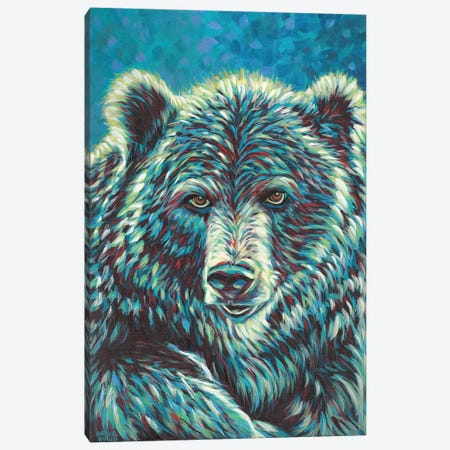 Spirit Animal I Canvas Print #VIT94} by Carolee Vitaletti Canvas Print