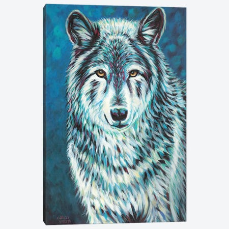 Spirit Animal II Canvas Print #VIT95} by Carolee Vitaletti Canvas Art Print