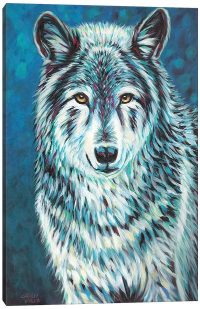 Spirit Animal II Canvas Art Print