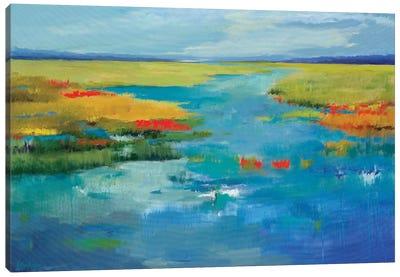 Come Away With Me Canvas Print #VJA1