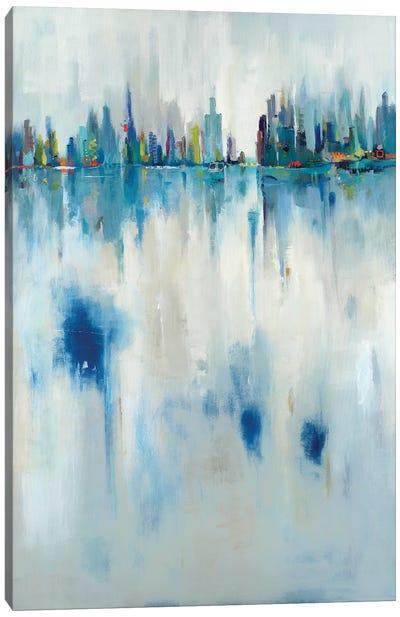 City Dreams Canvas Art Print