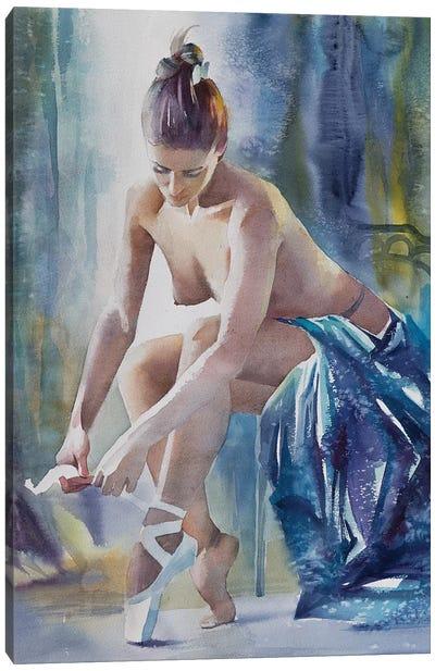 Dancer I Canvas Art Print