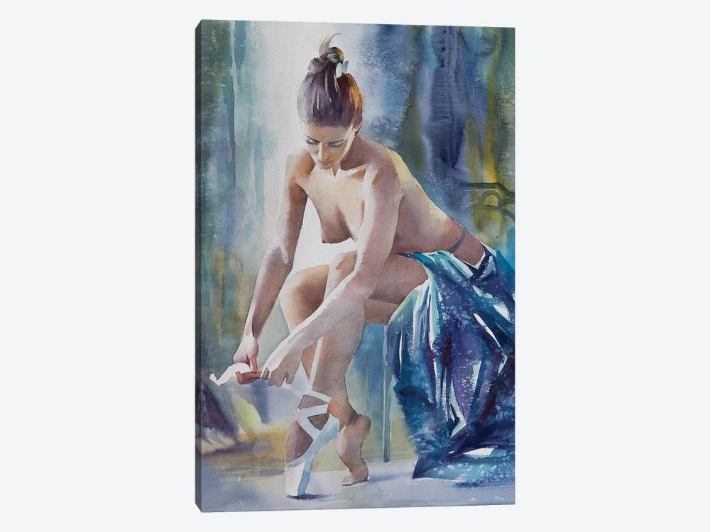 Dancer I by Vasyl Khodakivskyi 1-piece Canvas Art Print