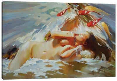 Flirt II Canvas Art Print