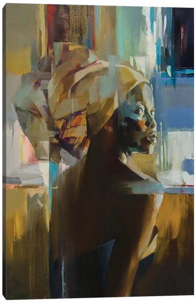 Africa I Canvas Art Print