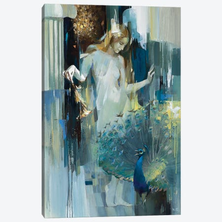 In The Garden Of Eden II Canvas Print #VKH26} by Vasyl Khodakivskyi Canvas Print