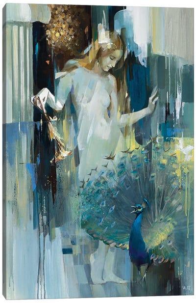 In The Garden Of Eden II Canvas Art Print