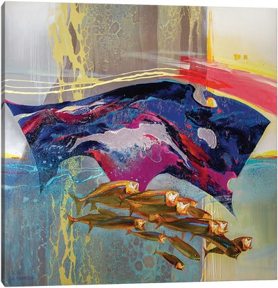 Madam Bozhero Canvas Art Print