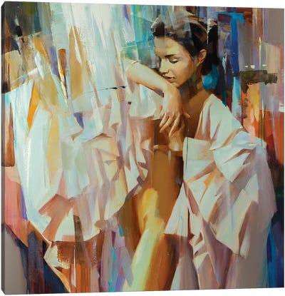 Magic Dance Canvas Art Print