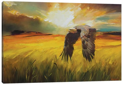 Predator Canvas Art Print