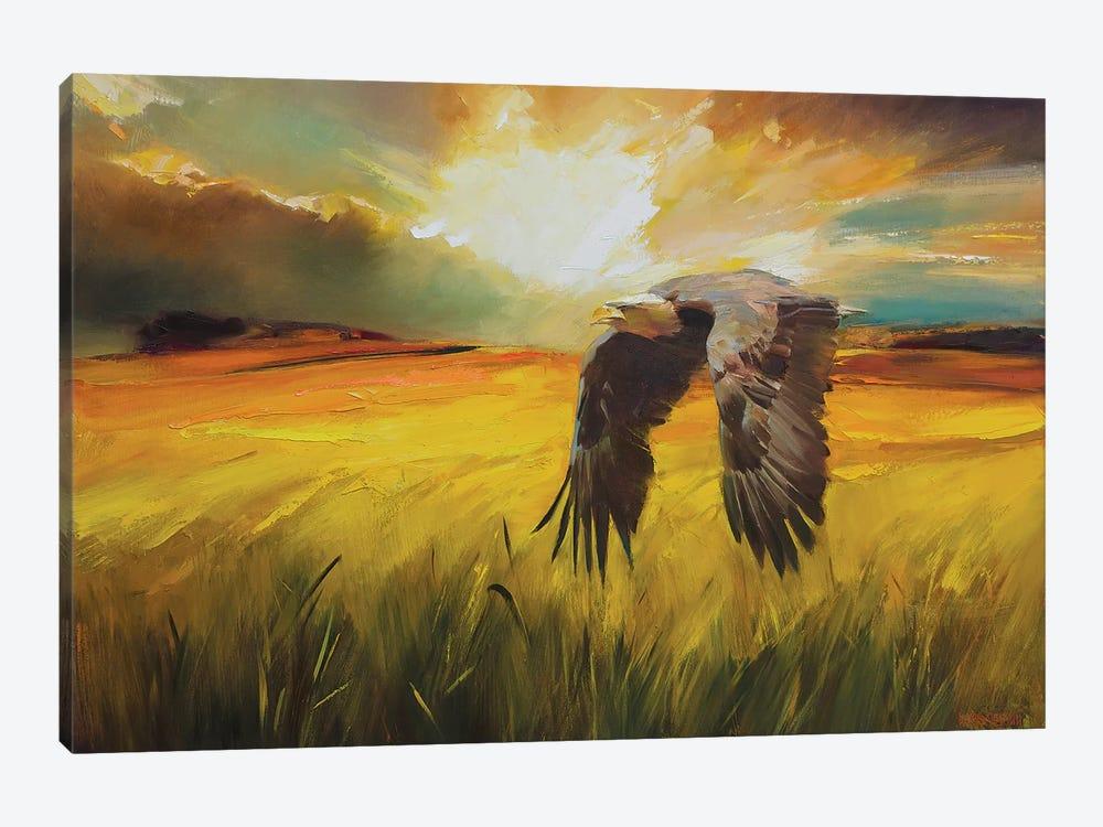 Predator by Vasyl Khodakivskyi 1-piece Canvas Print