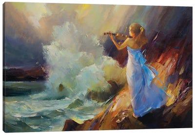 Sea Suite. Canvas Art Print
