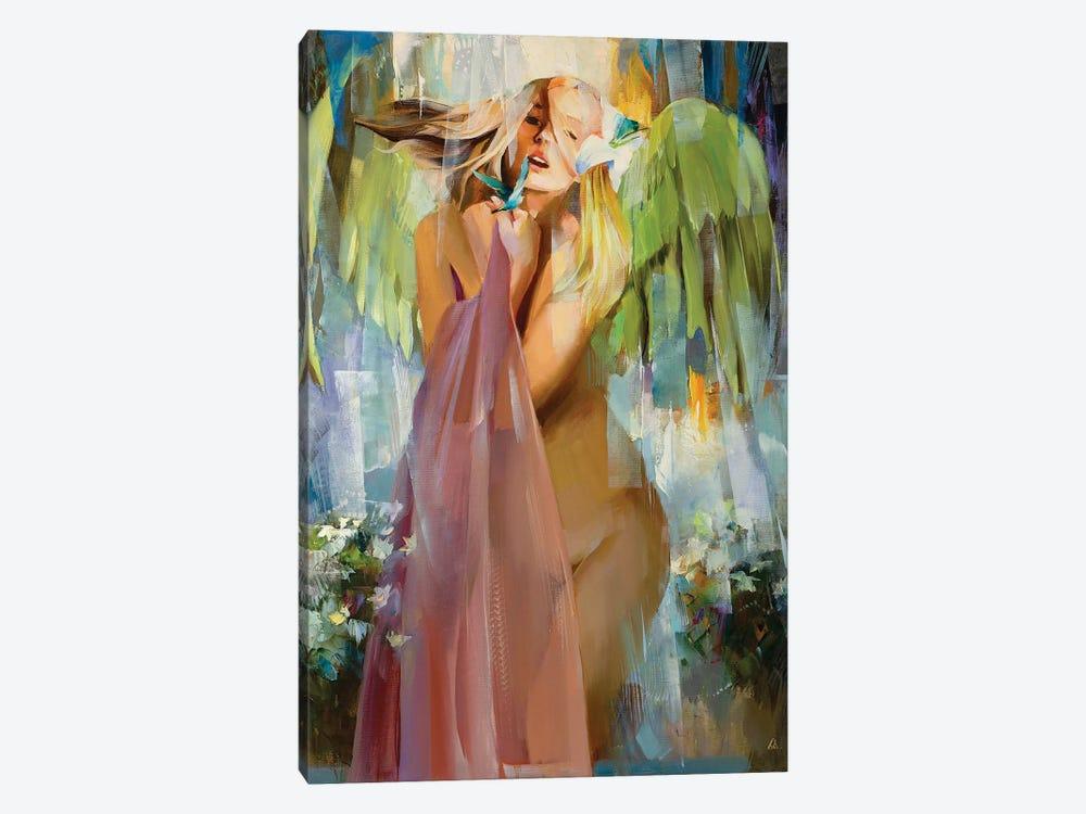 Seasons Of The Year - Spring by Vasyl Khodakivskyi 1-piece Canvas Wall Art
