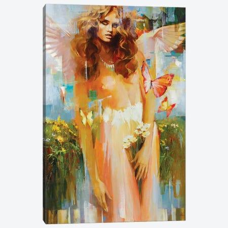 Seasons Of The Year - Summer Canvas Print #VKH44} by Vasyl Khodakivskyi Canvas Print