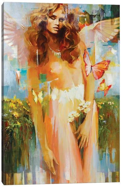Seasons Of The Year - Summer Canvas Art Print