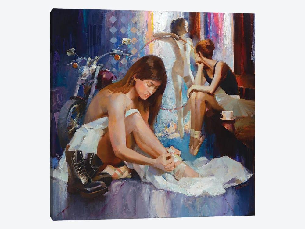 Transformation by Vasyl Khodakivskyi 1-piece Canvas Art