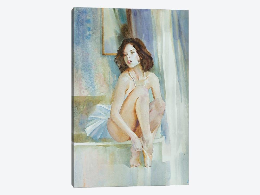 Young Ballerina by Vasyl Khodakivskyi 1-piece Canvas Art