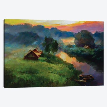 Baths Canvas Print #VKH8} by Vasyl Khodakivskyi Canvas Print