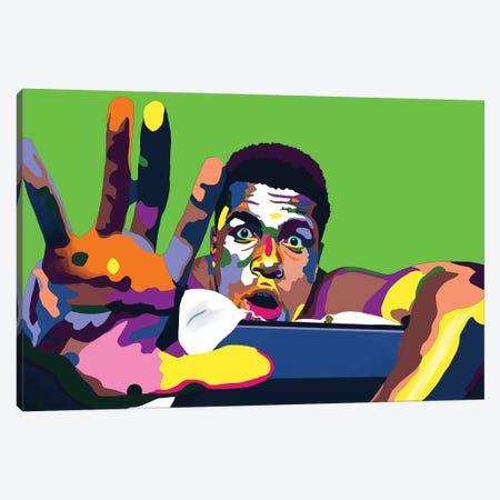 The Greatest Canvas Print #VKS21} by Vakseen Art Print