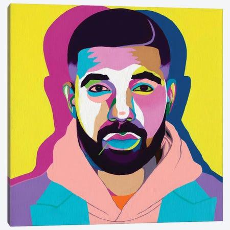 All Me Canvas Print #VKS2} by Vakseen Canvas Art Print