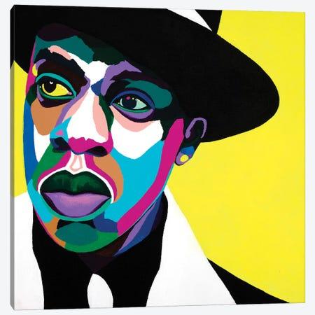 Brooklyn's Finest Canvas Print #VKS3} by Vakseen Art Print