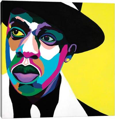 Brooklyn's Finest Canvas Art Print