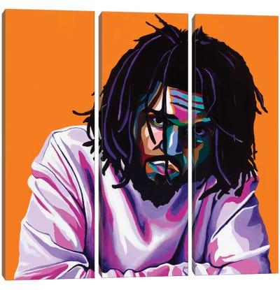 Cole World Canvas Art Print