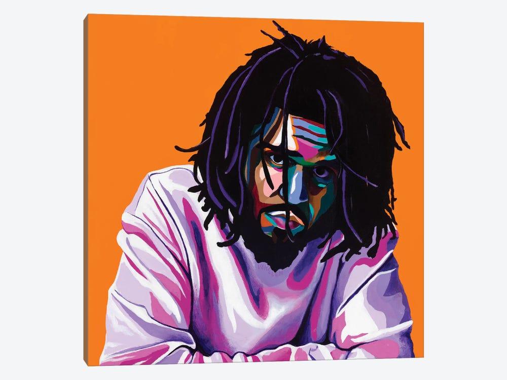Cole World by Vakseen 1-piece Canvas Wall Art