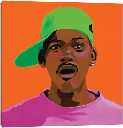Freshhh Canvas Art Print