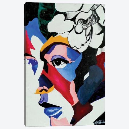 Heartache Sit Down Canvas Print #VKS9} by Vakseen Canvas Art Print
