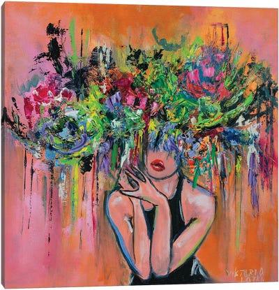 Miami Symphony Canvas Art Print
