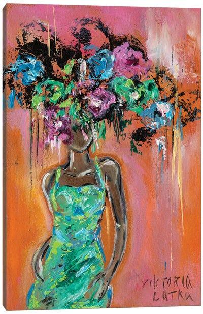 Hot Summer Solstice Canvas Art Print