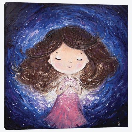 Fairy Canvas Print #VLK10} by Vlada Koval Canvas Print