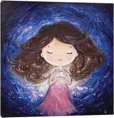 Fairy Canvas Art Print