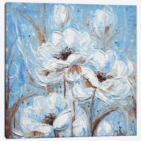 Tenderness Canvas Print #VLK37} by Vlada Koval Canvas Wall Art