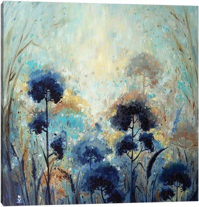 Autumn Field Canvas Art Print