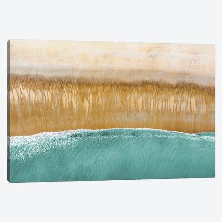 Above the Beach Canvas Print #VLX1} by Jason Veilleux Canvas Art Print