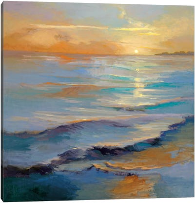 Ocean Overture Canvas Art Print
