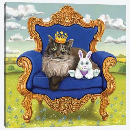 Queen Gwen Canvas Print #VMN110} by Vicky Mount Canvas Art Print
