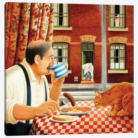 Arthur's Morning Canvas Print #VMN12} by Vicky Mount Canvas Print