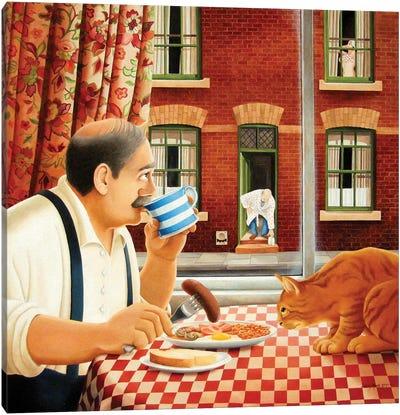 Arthur's Morning Canvas Art Print