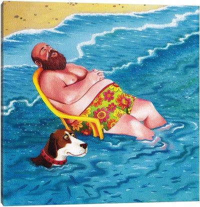 Vitamin Sea Canvas Art Print