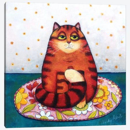 Baxter Canvas Print #VMN15} by Vicky Mount Canvas Art