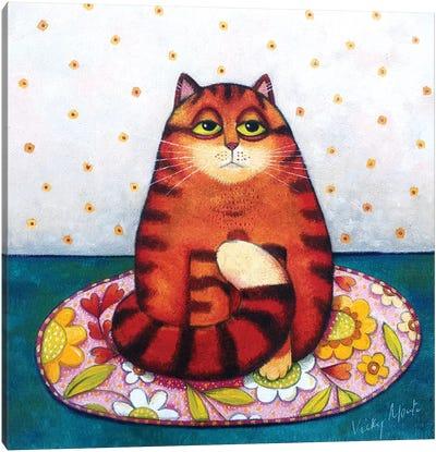 Baxter Canvas Art Print