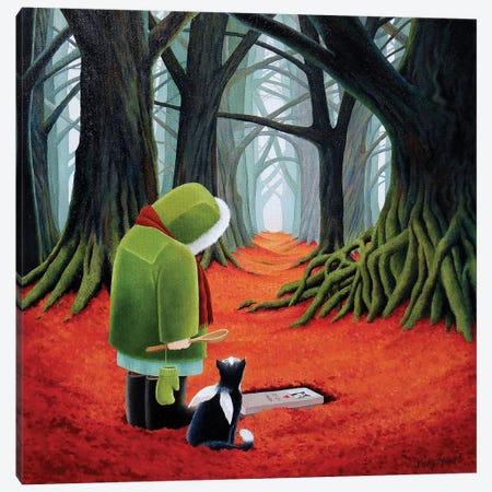 Cinnabar Path Canvas Print #VMN30} by Vicky Mount Canvas Art Print