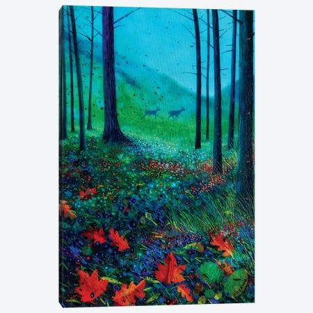 Jade Wood Canvas Print #VMN72} by Vicky Mount Canvas Print