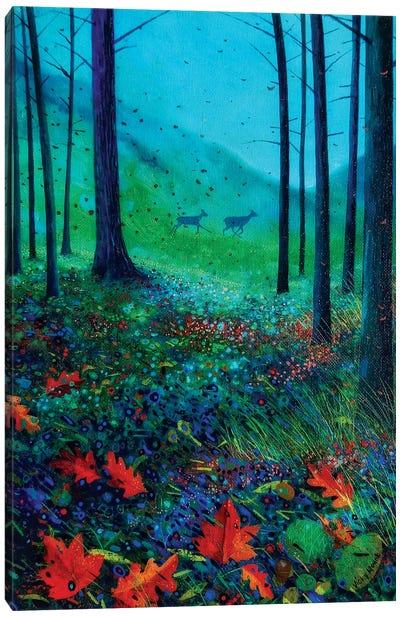 Jade Wood Canvas Art Print