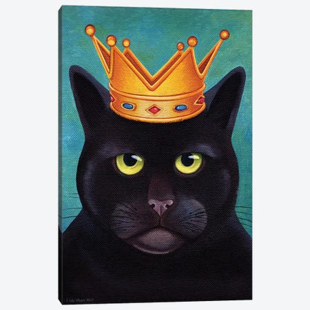 Monarch Canvas Print #VMN88} by Vicky Mount Canvas Art