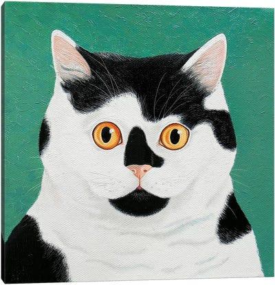 Moomoo Canvas Art Print