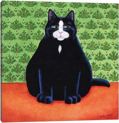 Nobby Canvas Art Print